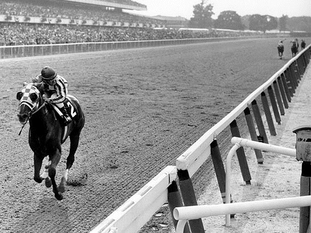 On This Day: Secretariat's Belmont Stakes Win