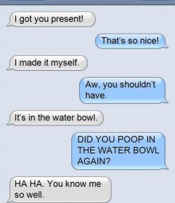 #TBT: Texts From My Horse