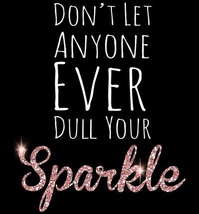 Kim-Kardashian-Motivational-Monday-Dont-let-anyone-ever-dull-your-sparkle