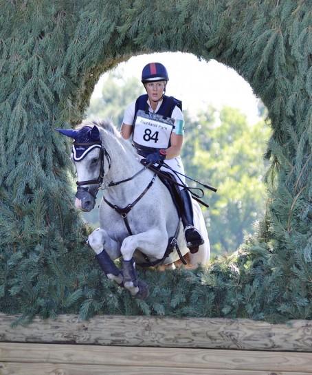 Allison Springer and Copycat Chloe. Photo by Jenni Autry.