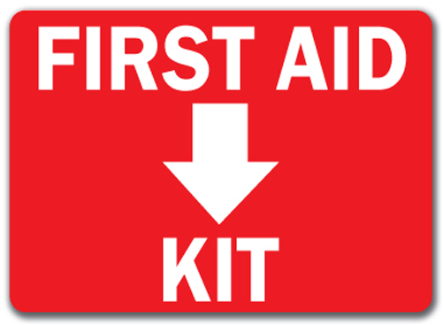 photo relating to First Aid Sign Printable identify In My Equine Very first Help Package HORSE Region
