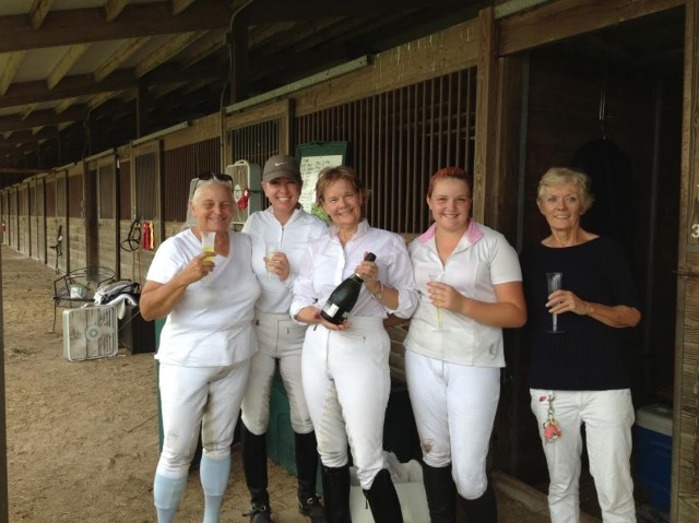Golden Girls Dressage Amp Why You Re Never Too Old To Chase