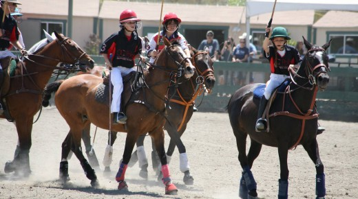 Between the Goalposts of the U.S. Polo Association's Intercollegiate/Interscholastic Programs