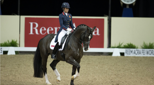 Watch Charlotte Dujardin and Valegro Dominate Their Freestyle (Again)