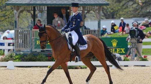 EN Rolex Dressage Report: Michael Jung Ties Tim Price for Rolex Lead, Colleen Rutledge Top American