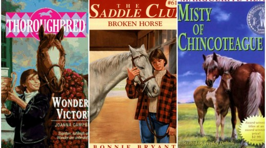 All Aboard the Nostalgia Bus: 5 Horsey Things That Will Make You Miss Your Childhood