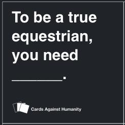 true equestrian