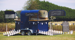 #TBT: Horse Trailer Turned Into a Mobile Gin Bar