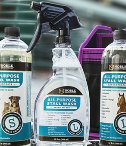 Product Review: Noble Outfitters All-Purpose Stall Wash