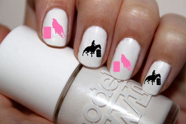 Nail Country Decals