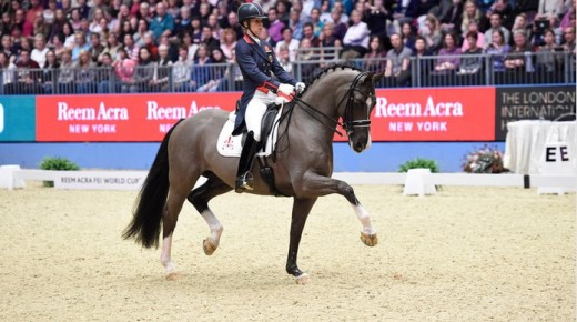 Valegro to Retire After 2016 Olympics?