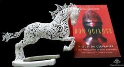 Horses & Art: Celebrating Don Quixote's 'Rocincante'