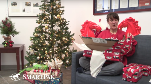 Let's Discuss: What's the Weirdest Horsey Holiday Gift You've Received?