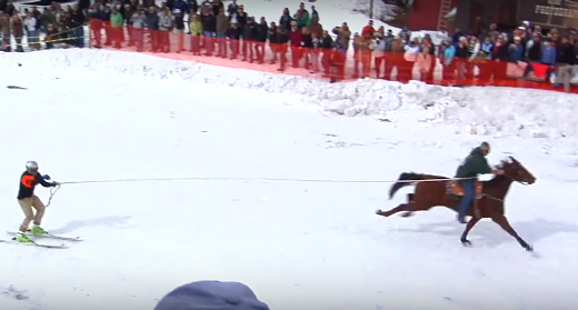 Video: Watch the Insanity at Silverton Skijoring