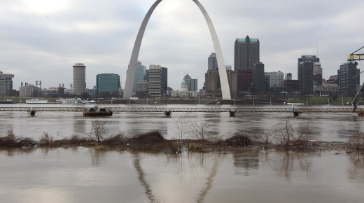 Missouri Flooding Forces Evacuation of Several Horse Farms