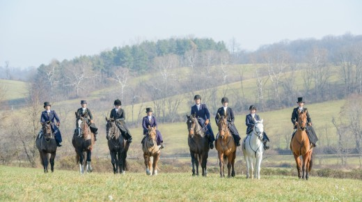 2016 Cheshire Point to Point Races to Include Side Saddle Race