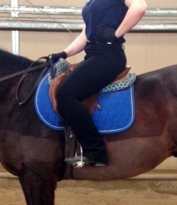 Product Review: SmartPak Piper Ladies Boot Cut Breech with Silicone Knee Patch