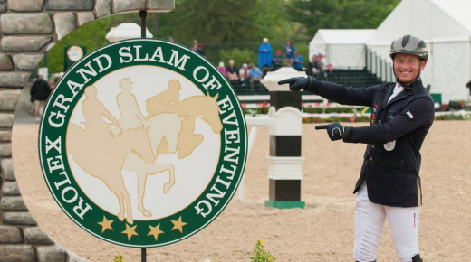 Eventing Nation: Michael Jung Wins Rolex Grand Slam of Eventing