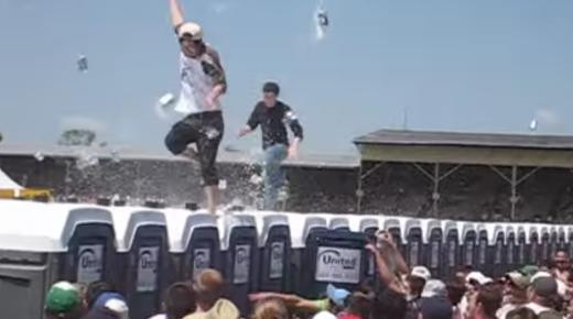 Freakness at the Preakness: The Running of the Urinals
