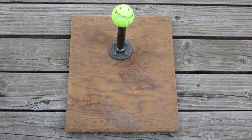 Horse Nation DIY With DMVentions: Farrier Hoof Stand