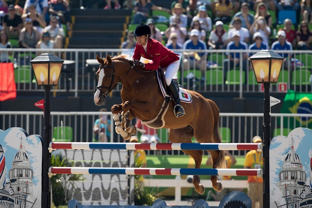 Diniz Luciana, POR, Fit For Fun 13 Olympic Games Rio 2016 Photo © Hippo Foto - Dirk Caremans 14/08/16