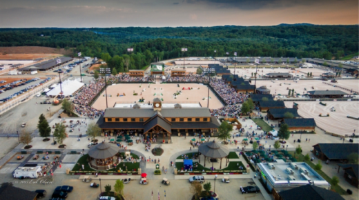 Tryon International Equestrian Center Announces Bid for 2018 WEG