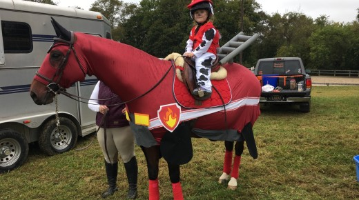6th Annual Horse Nation Halloween Costume Contest, Presented by World Equestrian Brands
