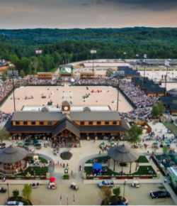Tryon International Equestrian Center to Host 2018 World Equestrian Games