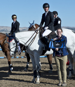 Happy New Year! Horse Nation Staff Horsey Resolutions