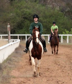 Lessons Learned: Eventing, Race Tracks & Slumber Parties