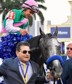 Racing Rewind: Watch Arrogate Dominate the Pegasus World Cup