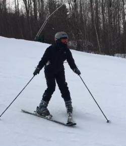 7 Ways Riding Horses is Like Snow Skiing (Or Not)