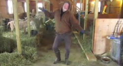 The Internet Adores This Goat Farmer's Slick Dance Moves