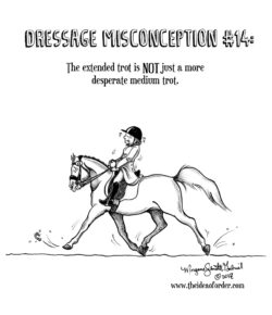 The Idea of Order: The Extended Trot