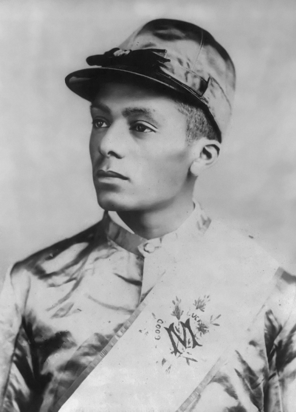 Issac Burns Murphy, Hall of Fame jockey. Public domain.