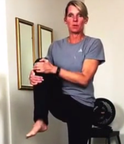 The Athletic Rider: Pre- Ride Lower Body Stretches