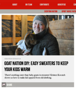 Introducing Goat Nation
