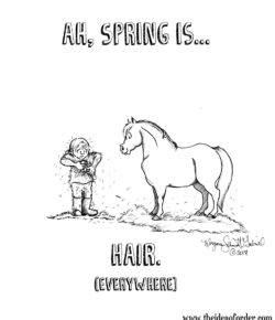 The Idea of Order: Spring Is…