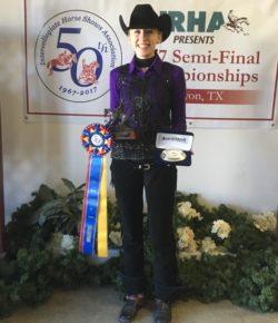 IHSA Nationals Rider Spotlight: Haleigh Hurd
