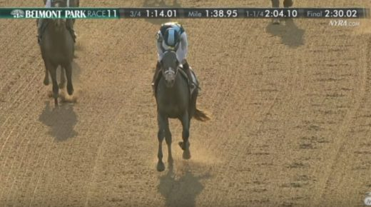Lost Stirrups, Patch's Comeback & Tapwrit's Big Win in the 2017 Belmont Stakes