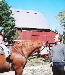 An Open Letter to My Horse Dad