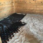 Lighthoof stabilization grid