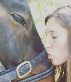 To the Special Horse in Your Life on National Best Friend Day