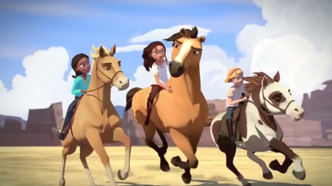 'Spirit: Riding Free': Indoctrinating the Horse Crazy of Tomorrow