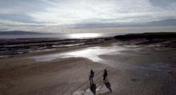 World Equestrian Brands Drone Cam: Hilbre Island