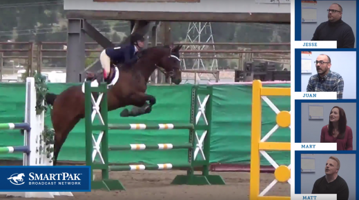 SmartPak Monday Morning Feed: Ask a Non-Rider, Jumpers Part 3