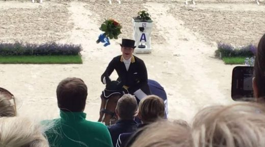 That Time Isabell Werth Charmed The Pants Off Aachen