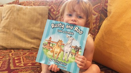 Book Review: Rusty and Roo Take a Tumble