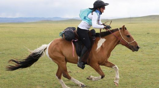 Wylie vs. the Mongol Derby, Powered by SmartPak Day 3: No-Stirrup Mongolia