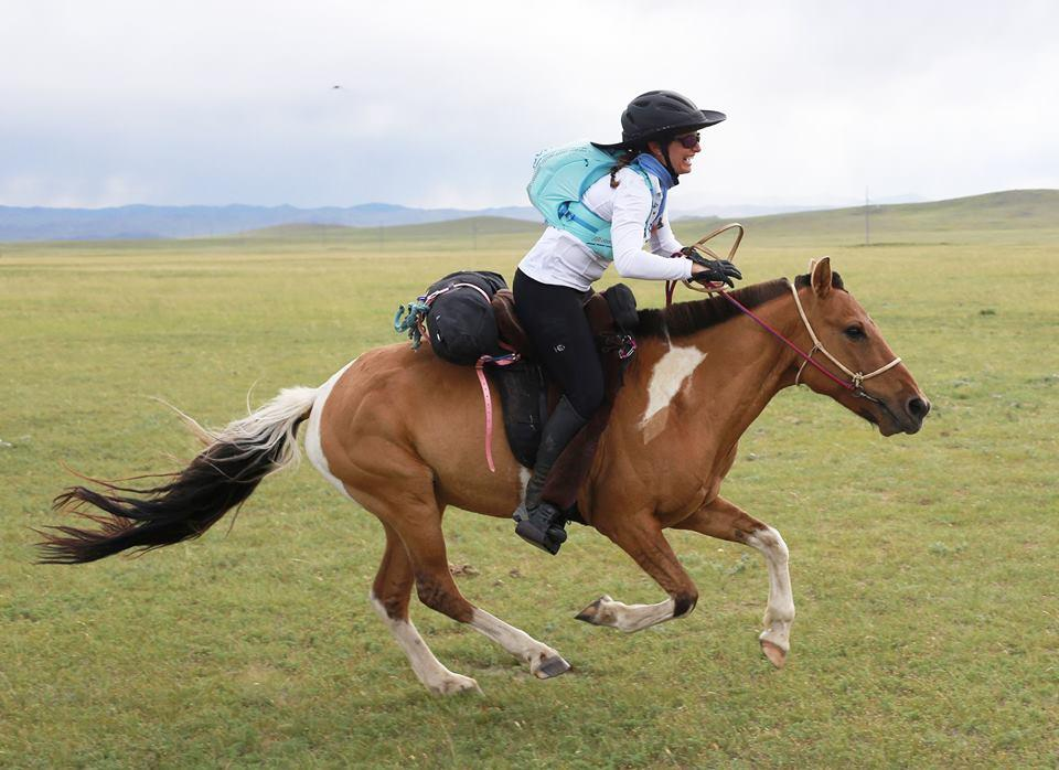 Wylie vs. Mongol Derby, Powered by Fleeceworks: No Stirrups on Day 3